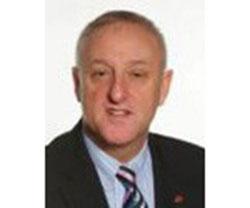 John Morris, OBE