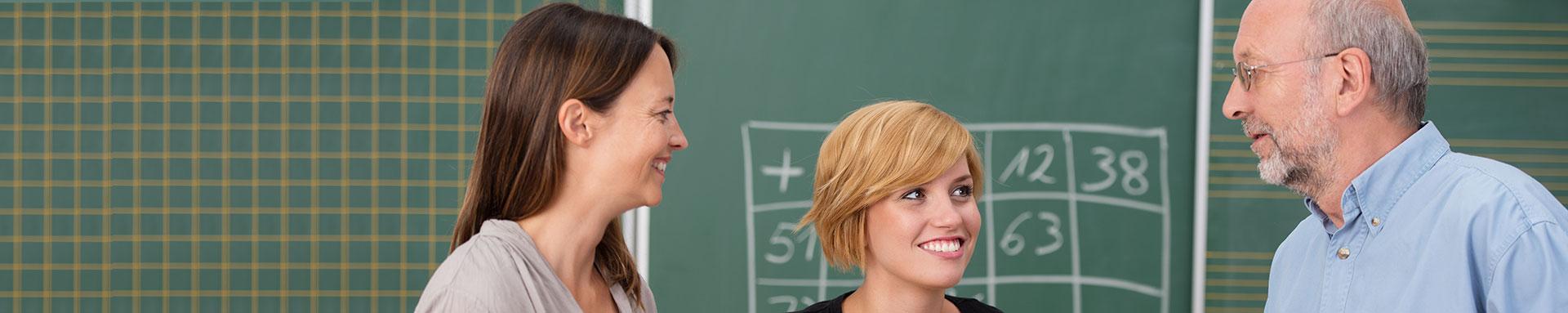 3 Teachers
